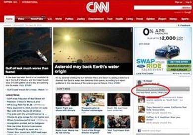 Facebook Privacy CNN