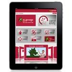 StGeorge iPad App