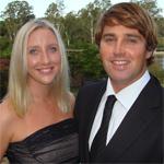 Ben Nothling and Natalie Miller