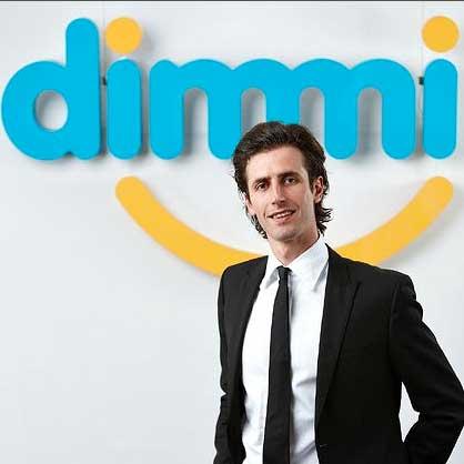 Dimmi founder Stevan Premutico