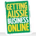 Logo for Getting Aussie Business Online
