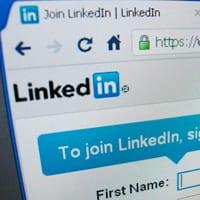 LinkedIn Homepage