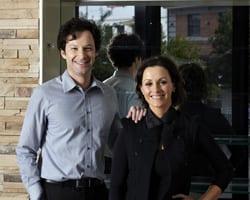 Justin & Jacinta - Anytime Fitness founder