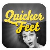 QuckerFeet iPhone app