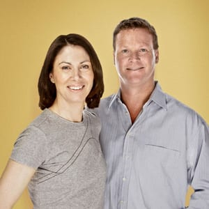 Emma + Tom's Juice founders