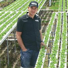 Australian Fresh Leaf Herbs founder