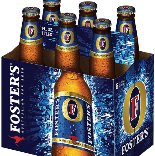 Fosters sold to SAB Miller