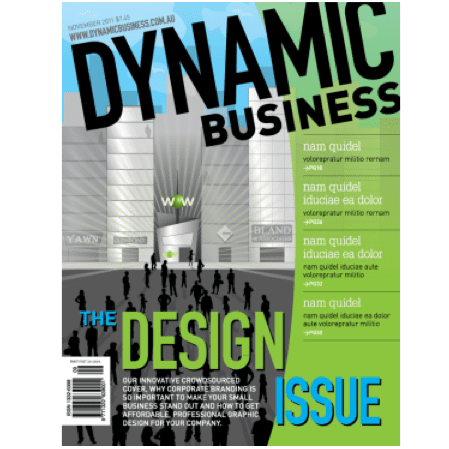 Crowdsourced Dynamic Business cover