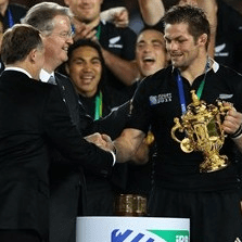 Rugby World Cup 2011 winners