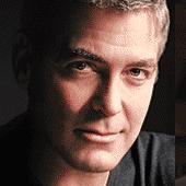 Geroge Clooney at Leadership Forum