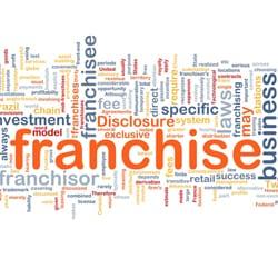 franchising logo