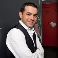 Crust Pizza founder Costa Anastasiadis