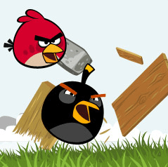 Angry Birds smartphone game