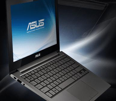 Asus Ultrabook computer