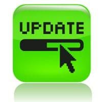 Updating software box