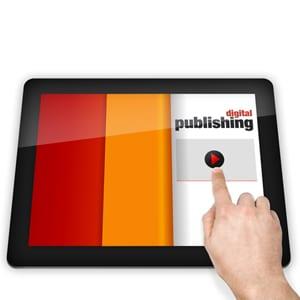 digital publishing on iPad