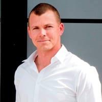 Brendon Levenson, Jetts founder, headshot