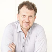 Headshot Dean McEvoy - CEO, Spreets