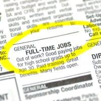 employee wanted newspaper advert