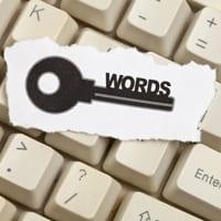 website keywords