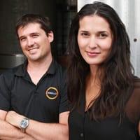 Ruth Gallace and husband, Matt