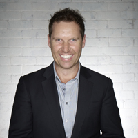 Simon Crowe, Grill'd founder