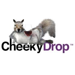 Cheeky Drop logo