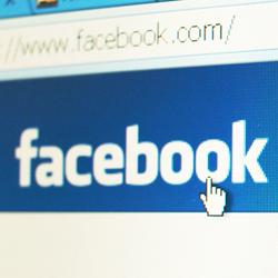 Facebook.com screenshot