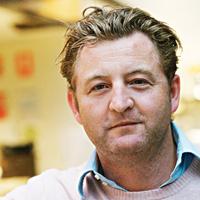 Luke Mangan - chef and restauranteur