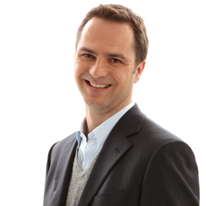 Daniel Jarosch headshot