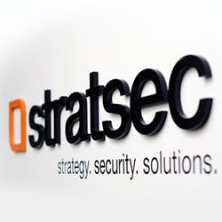 Stratsec logo