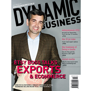 Dynamic Business magazine, July issue