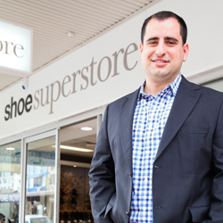 Mark Teperson - Shoe Superstore founder