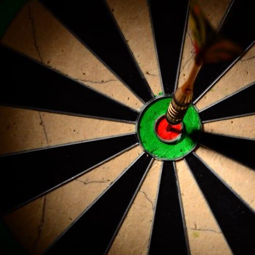 bullseye talent