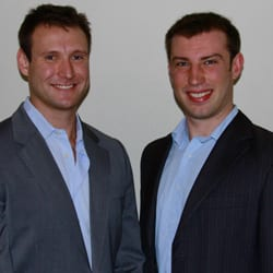 Tomorrow Finance founders Mitch Fraser and John Allen