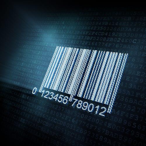 digital barcode