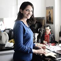 VizEat Founder, Camille Rumani