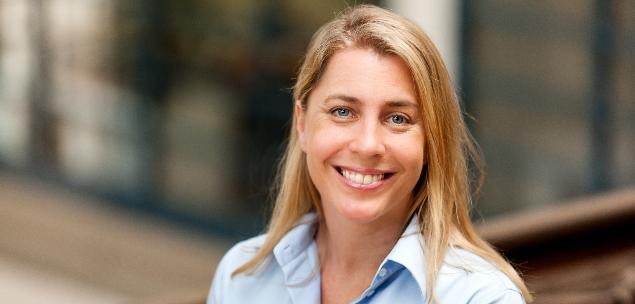 Petra Andrén, CEO of Cicada Innovations