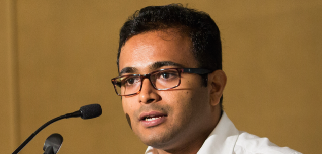 Sreelesh Pillai, innovative technologies and chatbots in 2020 talk