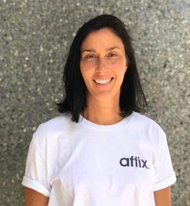 Sonia Bonnici, head of talent advocacy, Affix - gender imbalance in startups when hiring people