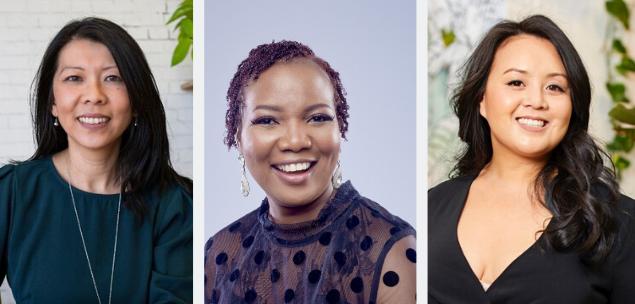 Women in business: Amanda Behre, Mofoluwaso Ilevbare & Sheryl Thai