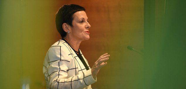 The Australian Small Business and Family Enterprise Ombudsman Kate Carnell