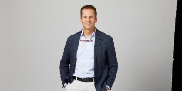 University of Melbourne-based researcher and entrepreneur, Professor Roland Bammer