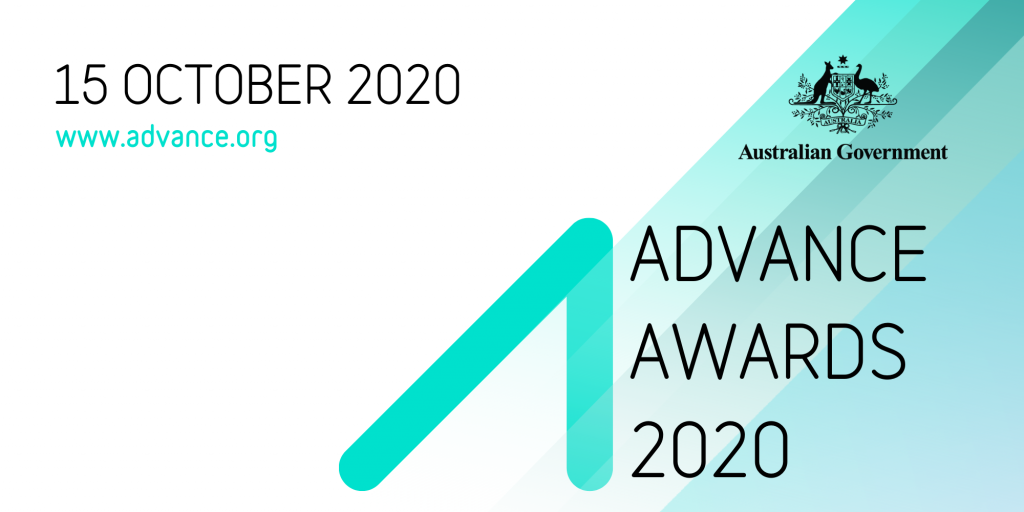 The finalists of the 2020 Advance Awards are being announced today, in the lead up to the ninth annual ceremony where the winners will be announced on October 15.