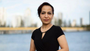 Dr Farzaneh Ahmadi is the CEO and Founder of Laronix, an Australian stratup creating Bionic Voice: the world's first smart, wearable (non-invasive), artificial voice box that gives people who have lost their larynx, their voice back.
