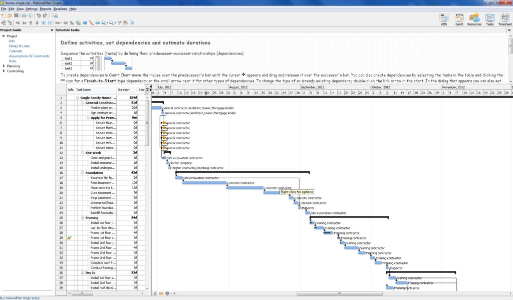 RationalPlan - Project Management Software