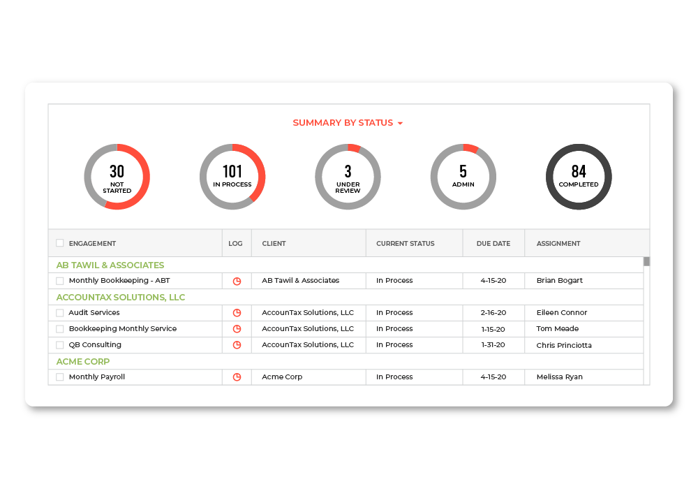 Project Management Software - Bigtime