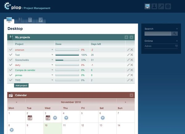 Collabtive - Opensource Project Management Software