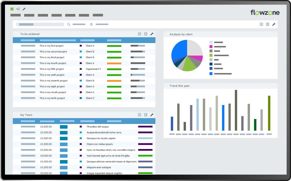 Flowzone - Project Management System