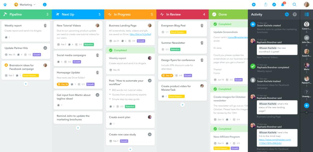 Task Management for Teams